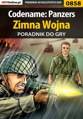 Okładka - Codename: Panzers - Zimna Wojna - poradnik do gry