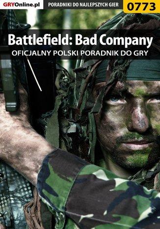 Okładka - Battlefield: Bad Company -  poradnik do gry