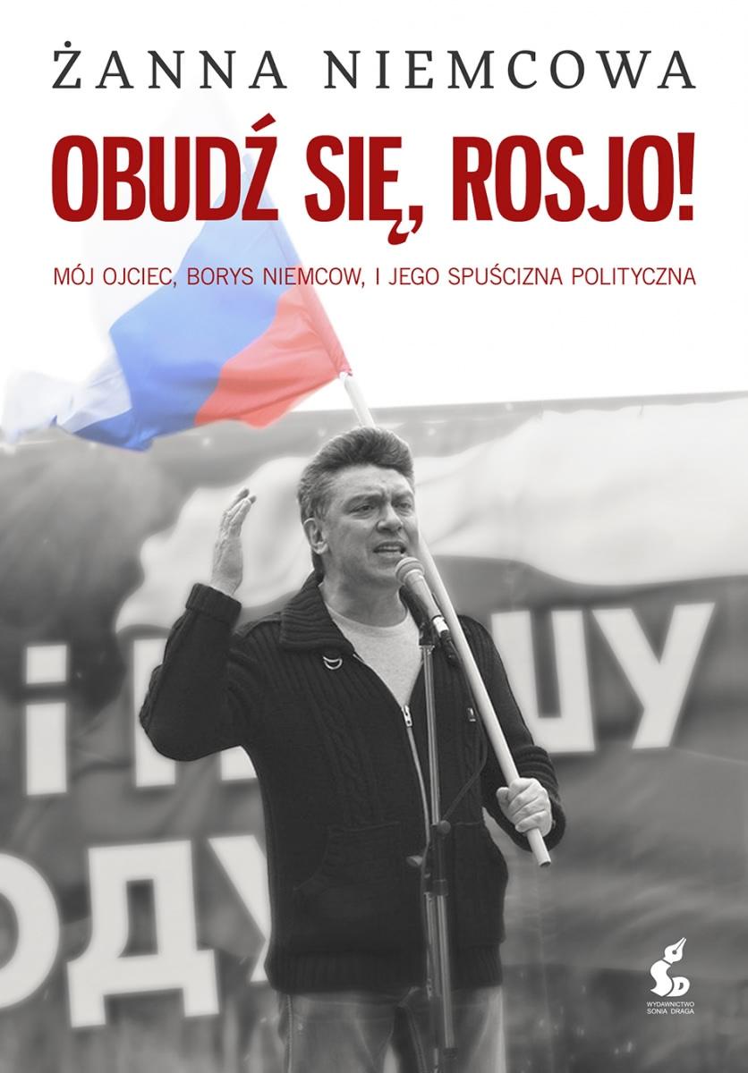 Okładka książki - Obudź się, Rosjo!