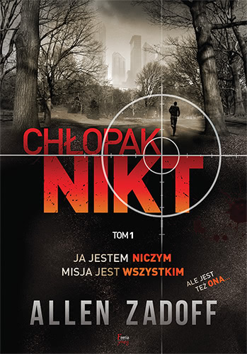 Okładka książki - Chłopak Nikt