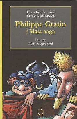 Ok�adka - Philippe Gratin i Maja naga