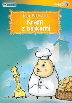 Okładka książki - Kram z bajkami