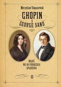 Ok�adka - Chopin i George Sand