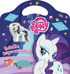 Okładka książki - My Little Pony. Sztuka improwizacji