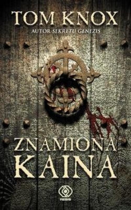 Okładka książki - Znamiona Kaina