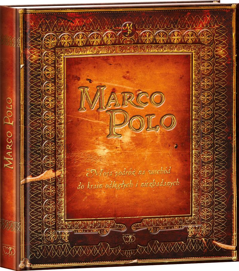 Okładka książki - Marco Polo