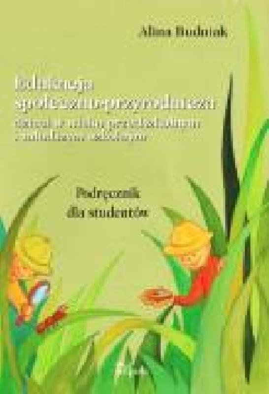 Okładka książki - Edukacja społeczno-przyrodnicza dzieci w wieku przedszkolnym i młodszym szkolnym