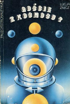 Okładka książki - Paleoastronautyka. Goście z Kosmosu?