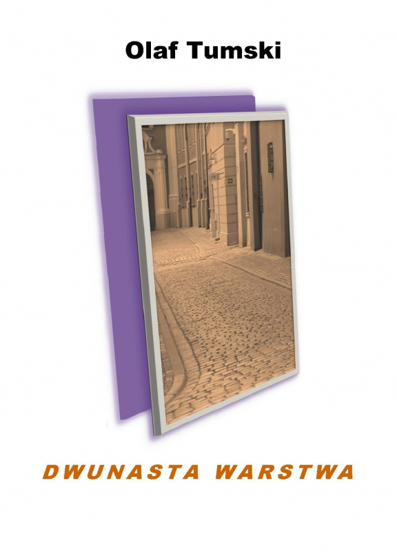 Okładka książki - DWUNASTA WARSTWA