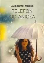 Okładka książki - Telefon od anioła
