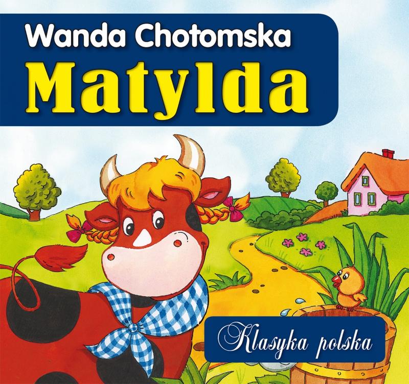Matylda 3327084 Wanda Chotomska Książka Recenzja