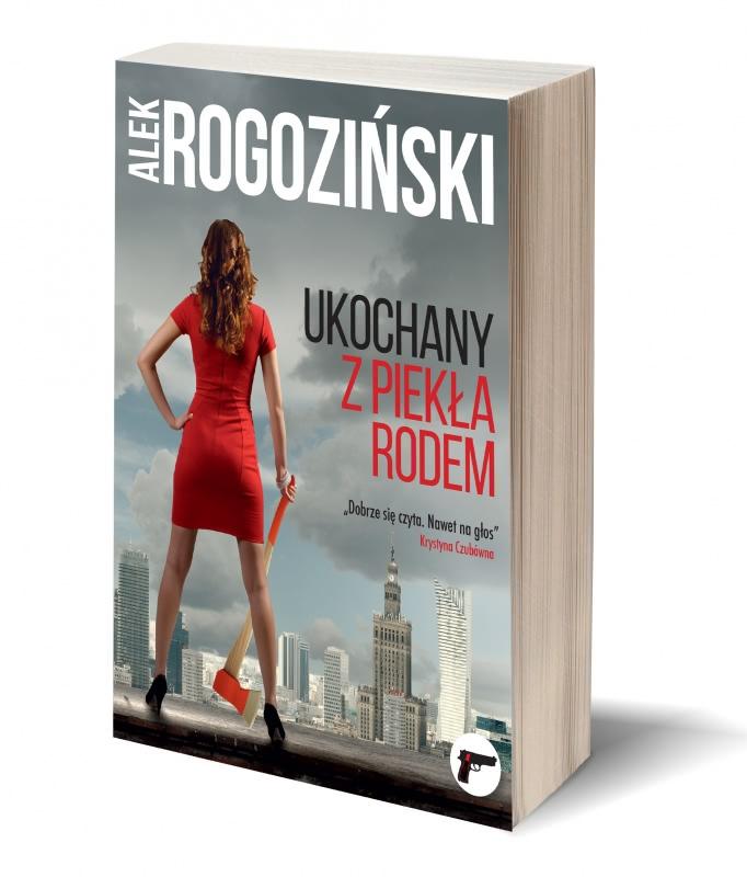 Ukochany Z Pieka Rodem 3005408 Alek Rogoziski Ksika