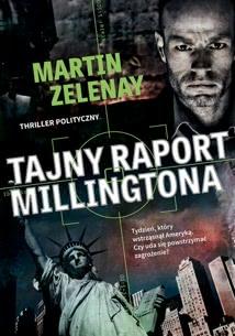 Okładka książki - Tajny raport Millingtona