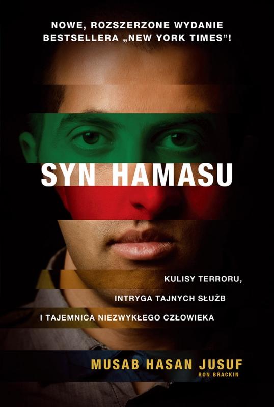 Recenzja Syn Hamasu Musab Hasan Jusuf Ron Brackin Granicepl