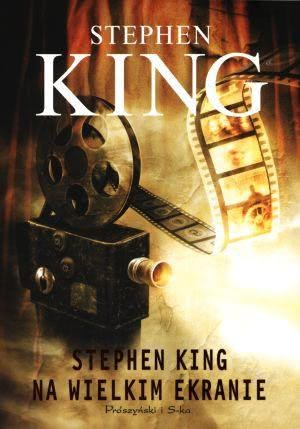 Okładka - Stephen King na wielkim ekranie