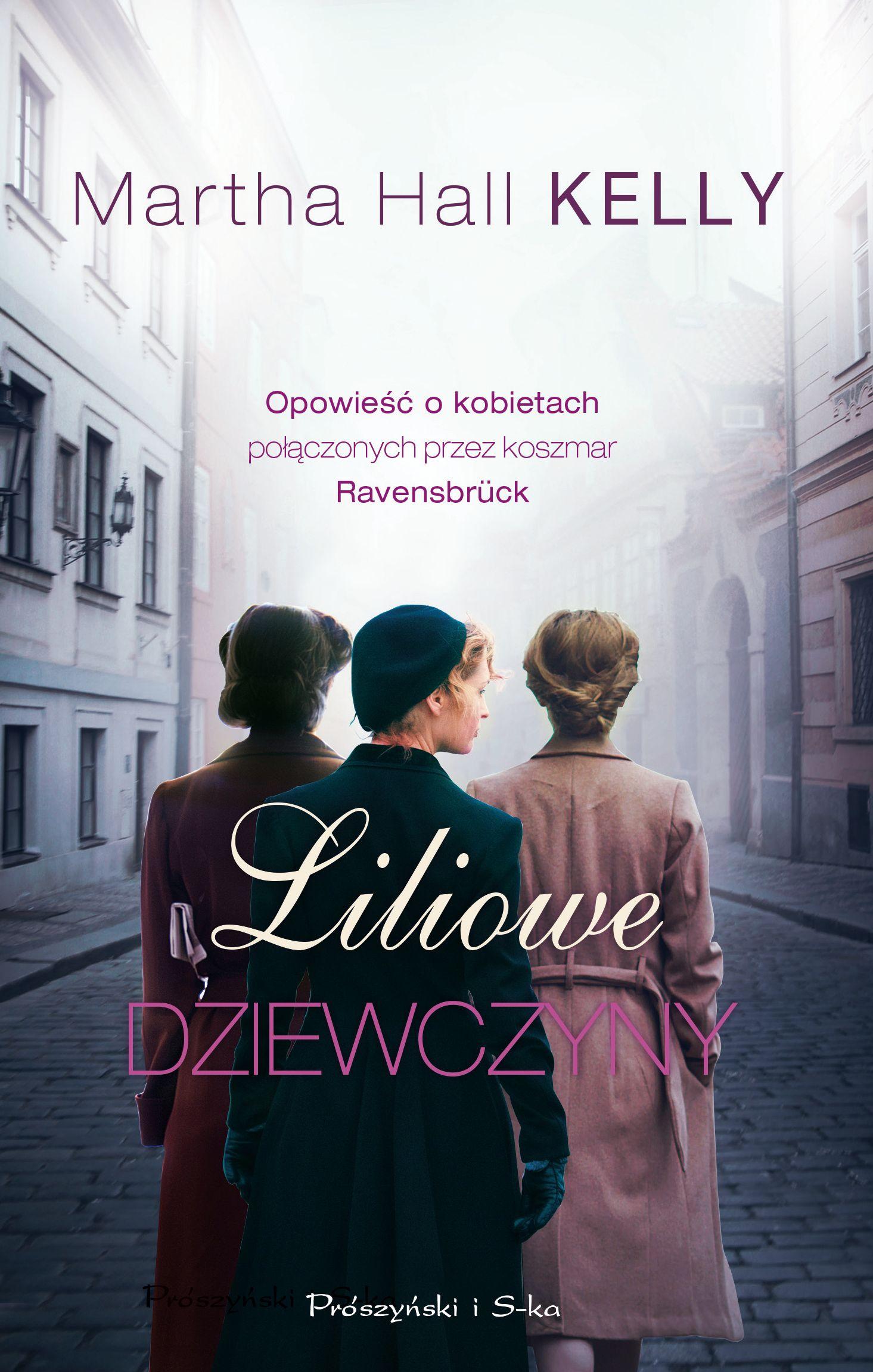 Okładka książki - Liliowe dziewczyny