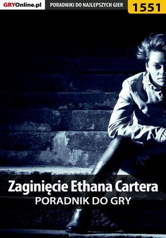 Okładka - Zaginięcie Ethana Cartera - poradnik do gry