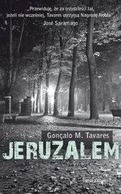 Okładka książki - Jeruzalem