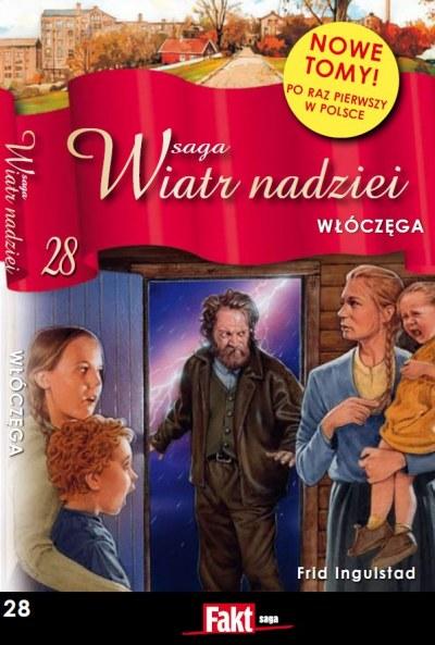 Ok�adka - Saga Wiatr Nadziei 28. W��cz�ga