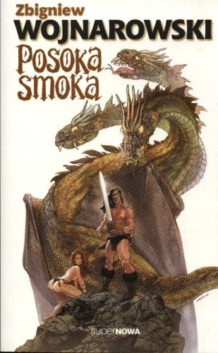 Okładka książki - Posoka smoka