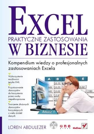 Okładka książki - Excel. Praktyczne zastosowania w biznesie