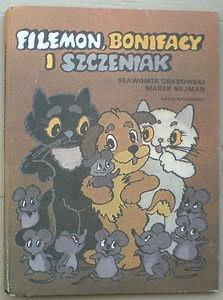 Okładka książki - Filemon, Bonifacy i szczeniak