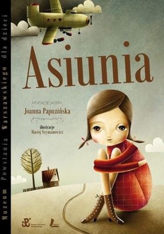 Asiunia 249620 Joanna Papuzińska Książka Recenzja