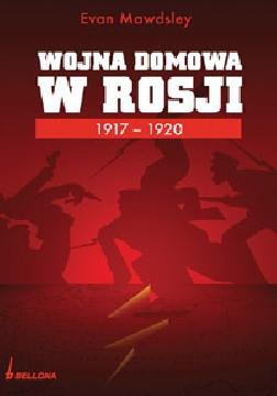 Ok�adka - Wojna domowa w Rosji 1917-1920