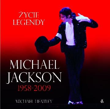 Ok�adka - Michael Jackson 1958-2009. �ycie legendy