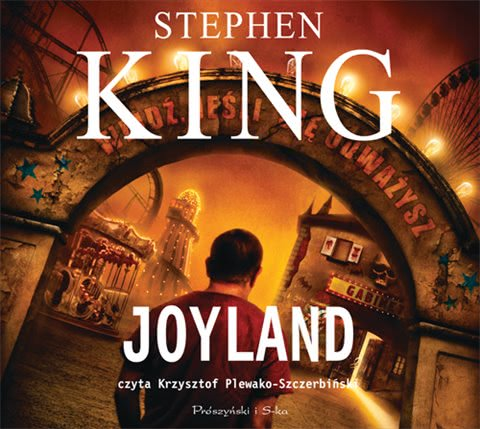 Okładka książki - Joyland. Audiobook