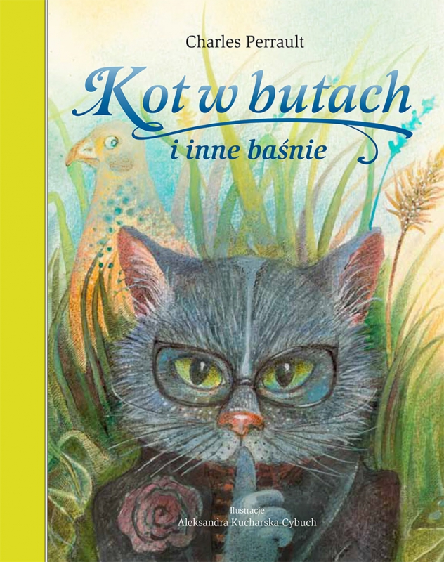 Kot W Butach I Inne Baśnie Perrault 291104 Charles