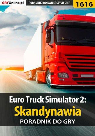 Ok�adka - Euro Truck Simulator 2: Skandynawia - poradnik do gry