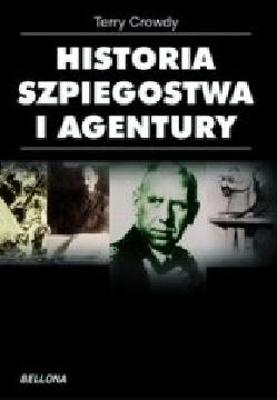 Okładka - Historia szpiegostwa i agentury