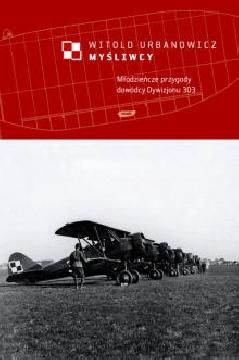 Okładka - Myśliwcy