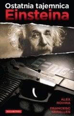 Ok�adka - Ostatnia tajemnica Einsteina