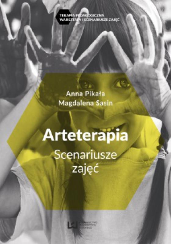 Okładka książki - Arteterapia. Scenariusze zajęć