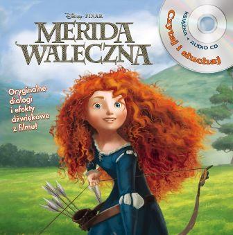 Okładka książki - Merida Waleczna