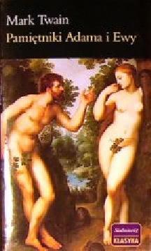 Okładka - Pamiętniki Adama i Ewy