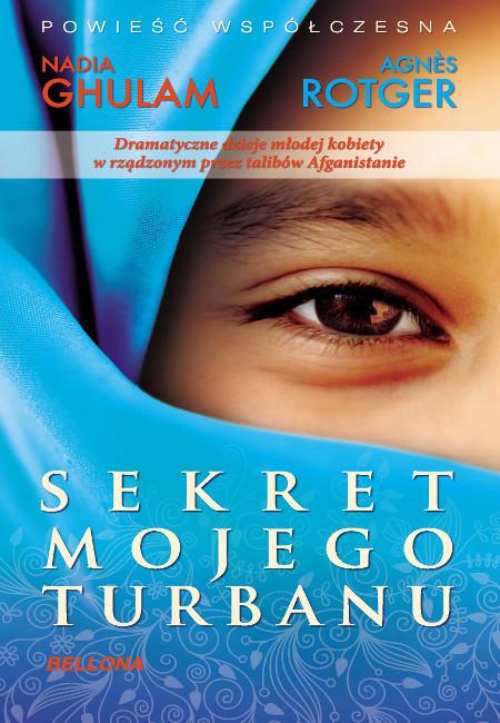 Okładka książki - Sekret mojego turbanu