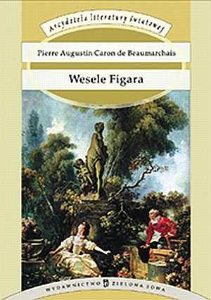 Wesele Figara 170714 Beaumarchais Pierre Książka Recenzja