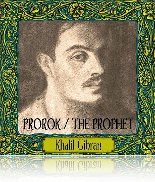 Okładka - Prorok / The Prophet