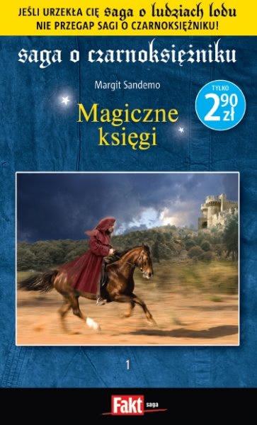 Ok�adka - Magiczne ksi�gi