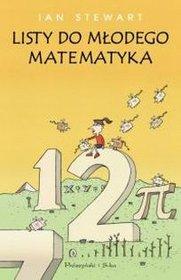 Okładka - Listy do młodego matematyka