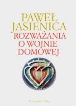 Okładka książki - Rozważania o wojnie domowej