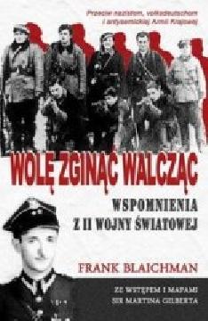 Ok�adka - Wol� zgin�� walcz�c
