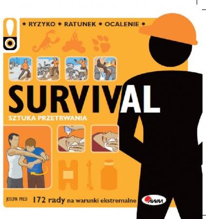 Okładka książki - Survival. Sztuka przetrwania