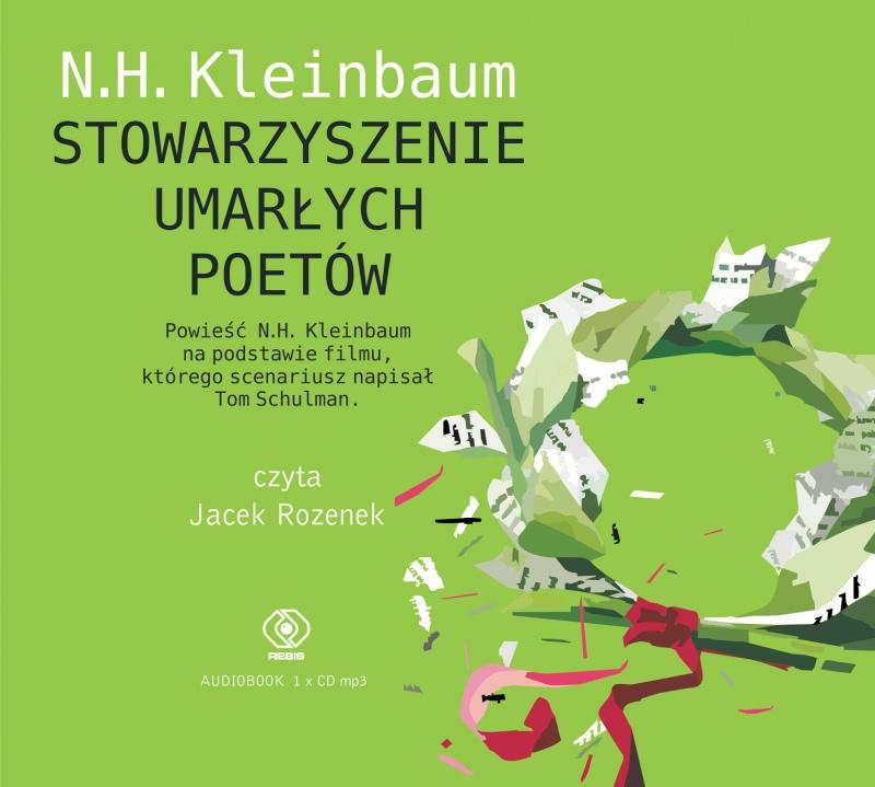 Okładka książki - Stowarzyszenie Umarłych Poetów