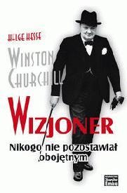Ok�adka - Winston Churchill - Wizjoner