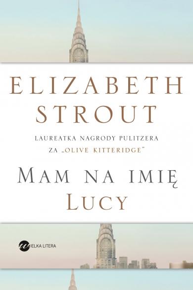 Okładka książki - Mam na imię Lucy