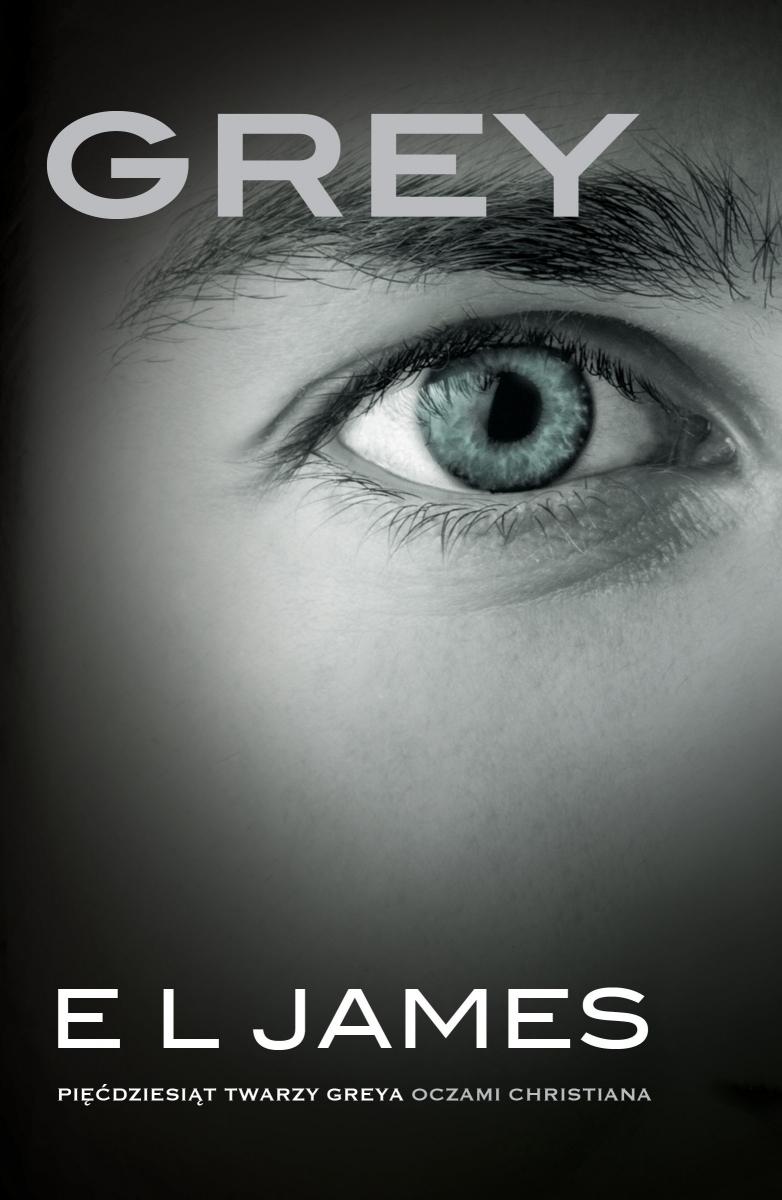 Okładka książki - Grey